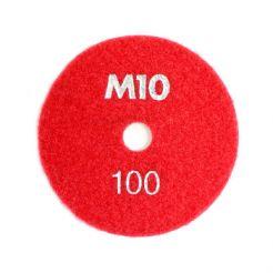 M10 DIAMOND VELCRO POLISHING PAD