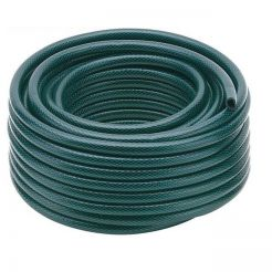 HINET GREEN PVC HOSE 16MM x 2MM PER METER