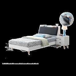 SANDSEST BED FRAME