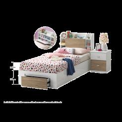 SANDSTIRI BED FRAME