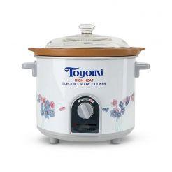 TOYOMI 4.7L HIGH HEAT CROCKERY POT HH5500A