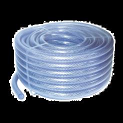 HINET CLEAR PVC HOSE 16MM x 2MM PER METER
