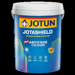 NORWAY'S JOTUN JOTASHIELD ANTIFADE EXTERIOR PAINT