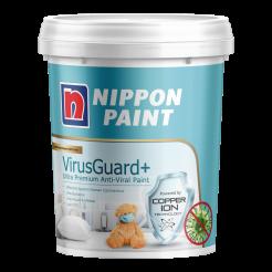 NIPPON 5 LITRES VIRUSGUARD+