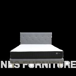 SLEEPY NIGHT ORTHO CREST BED SET