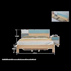 SCONESEDEM BED FRAME