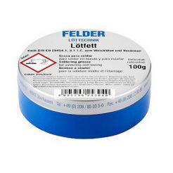 FELDER SOLDERING GREASE 100G